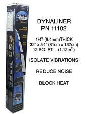 "DYNAMAT DYNALINER 1/4"" 6.4mm 32"" X 54"" heat block 11102"