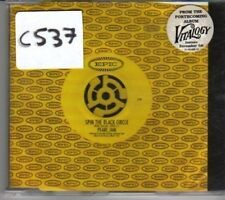 (CL350) Pearl Jam, Spin The Black Circle - 1994 CD
