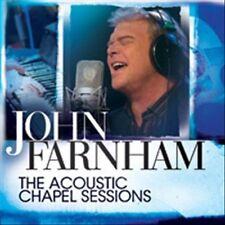 The Acoustic Chapel Sessions by John Farnham (CD, Oct-2011, 2 Discs)
