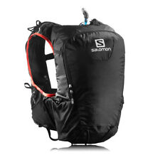 Salomon Skin Pro 15 Set Black Waterproof Outdoors Backpack Rucksack Bag