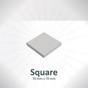 x5 Victorian Reproduction Floor tiles 70mm x 70mm square 22 Colours