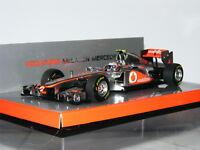 Minichamps McLaren Mercedes MP4-26 Jenson Button 2011 Team Edition 1/43