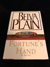 Fortune's Hand by Belva Plain New Hardcover Book