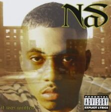 Nas Rap & Hip-Hop Music CDs in English