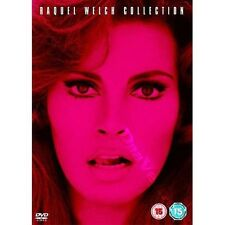 Raquel Welch Collection NEW PAL Classic 4-DVD Set Frank Sinatra Richard Conte