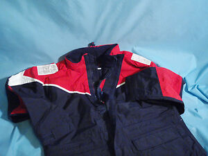 Ronstan Inshore Sailing Foul Weather Jacket Breathable CL140S Navy Small NEW