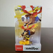 Super Smash Bros Ultimate Banjo & Kazooie amiibo Nintendo Switch N64 Rare DLC