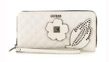 GUESS STASSIE Large Zip Around Stone, Damen-Geldbörse Portemonnaie Wallet