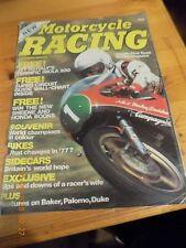 motorcycle racing/Vol1 no6/Suzuki RG 500