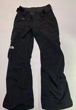 Women's North Face HyVent Snow Ski Pants Size XS  Black