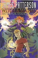 Witch & Wizard Battle for Shadowland 1 TPB IDW 2011 NM James Patterson