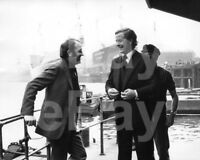 Get Carter (1971) Michael Caine, Ian Hendry 10x8 Photo