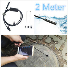 2M Universal Car Autos 8LED 720P Endoscope HD Camera USB&Wifi For Android IOS PC