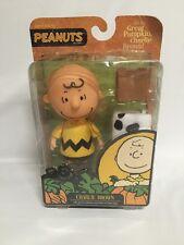 Charlie Brown, Ghost Costume Trick Or Treat Bag, Figurine, Schulz, 2007, Peanuts