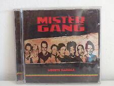 CD ALBUM MISTER GANG Liberté illégale EPC 494810 2