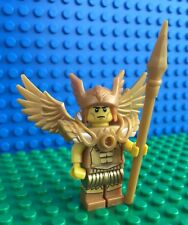 Lego 71011 Series 15 FLYING WARRIOR Gold Wings Minifigures City Town New!!!