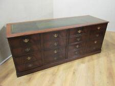 Mahogany Regency Home Office Furniture