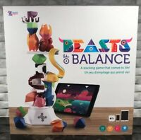 Beasts of Balance - A Digital Tabletop Hybrid Family Stacking Game - BOB
