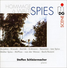 Hommage A Walter Spies (US IMPORT) CD NEW