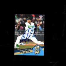 Ismael Guillon 2014 Midwest League All Star Dayton Dragons signed card