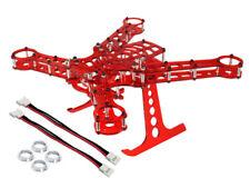 Aluminio/Acrylic Quadcopter marco Kit-BLADE 200 QX