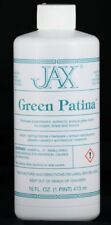 Jax GREEN Stained Glass Patina Tools Supplies