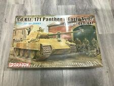 Panther TANK A Early Type Italy 1943/44 Dragon 1/35 Sd.Kfz. 171  #6160