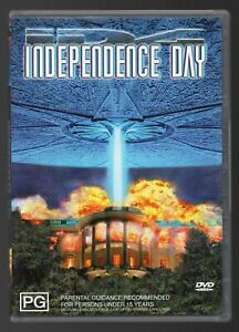 Independence Day DVD 90s Action & Adventure