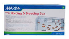 Marina Hang-On Breeding Box Large Hatchery Breeder Fish Boxes Aquarium Tank