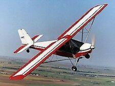S-4 S-5 Coyote Rans Single Seat Airplane Desk Wood Model Big New
