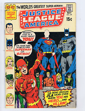 Justice League of America #89 DC 1971