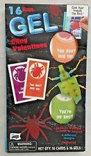 Multi Color Bug Window Cards & Gel Clings - 16 Piece