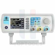 High Precision Dds Signal Generator 15mhz Dual Channel Waveform Generator