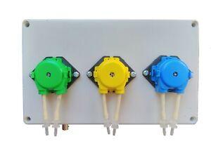 EC and pH AutoDoser Arduino