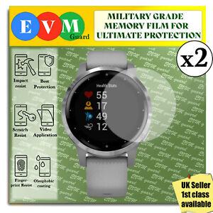 Screen Protector For Garmin vivoactive 4S X2 TPU FILM Hydrogel COVER