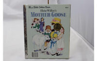 Eloise Wilkins Mother Goose by Golden Books Staff A Billion Golden Memories Ed.