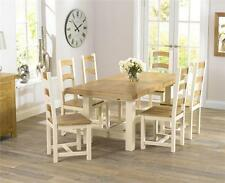 Oak Country Kitchen & Dining Tables