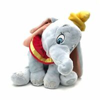 Disney Store Stamped Dumbo Soft Plush Toy