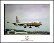 American Airlines Boeing 720 11x14 Photo (H019RASP11X14)