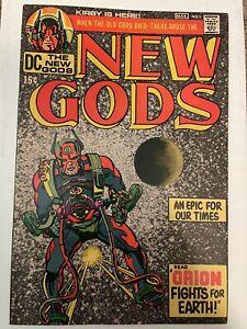 new gods 1 1971