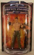 WWE Road To Wrestlemania 23 Matt Hardy Broken Woken Hardy Boys Impact (MOC)