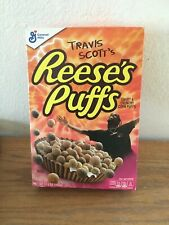 Travis Scott's Reese's Puffs (Special Edition) By Cactus Jack (Unopened)