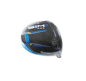 NEW TaylorMade SIM2 MAX 9.0* Driver Head Only SIM 2