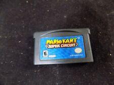 Gameboy MarioKart Super Circuit