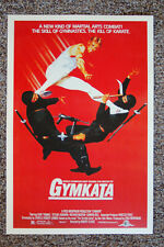 Gymkata  Lobby Card Movie poster