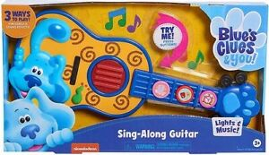 Blue's Clues & You! Sing Along Guitar with Sounds