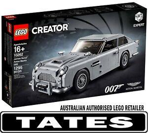 LEGO 10262 James Bond Aston Martin DB5 - Creator  Expert from Tates Toyworld