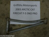 03 04 05 06 ARCTIC CAT FIRECAT F5 500 SNO PRO F6 RIGHT UPPER A SUSPENSION ARM