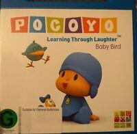 Pocoyo - Baby Bird (DVD, 2010) - ABC Kids - R4 - Like New