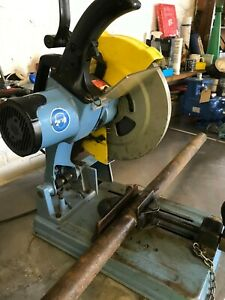 jepson saw chop saw metal cuytting dry 240 volt